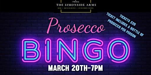Prosecco Bingo