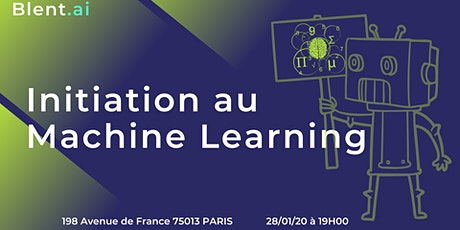 Workshop: Initiation au Machine Learning billets