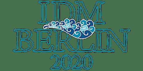 Freiwillige/r Helfer/in: IDM Schwimmen für Menschen mit Behinderung 2020 Tickets