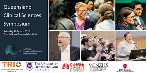 2020 Queensland Clinical Sciences Symposium