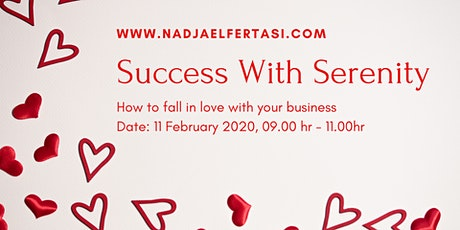 Success with Serenity - How to fall in love with your business billets