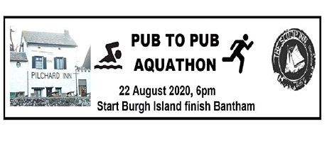 Pub2Pub Aquathon - The Smugglers' Revenge 2020 - Cancelled, see you 2021 ! tickets