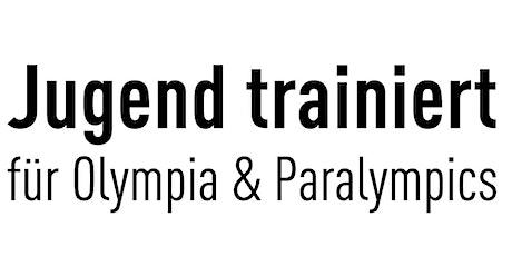 Freiwillige/r Helfer/in: Jugend trainiert für Paralympics - Frühjahrsfinale 2020 Tickets