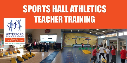 Sports Hall Athletics - Teacher Training - March 2020