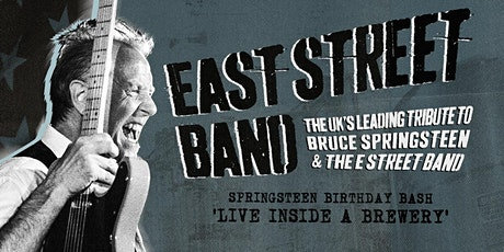 East Street Band - Bruce Springsteen Tribute tickets