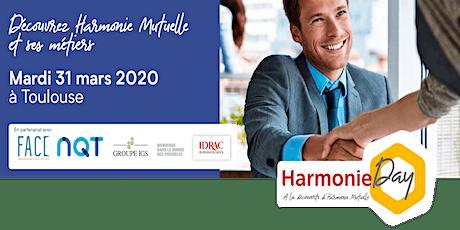 Harmonie' Day - Découvrir les métiers de la mutuelle billets