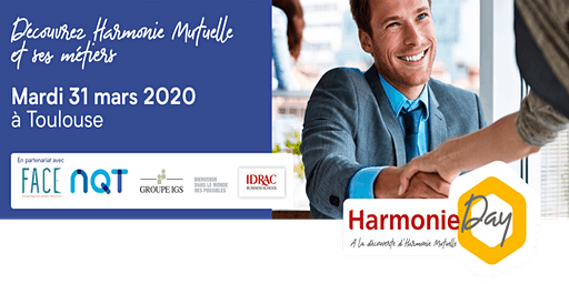 Harmonie' Day - Découvrir les métiers de la mutuelle