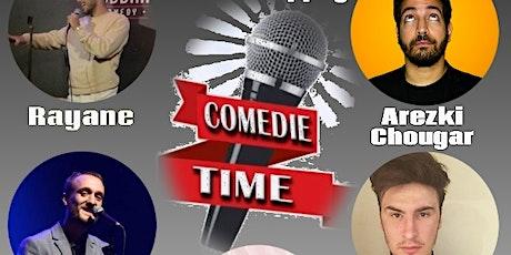 Comédie Time #50 billets