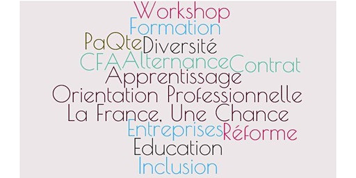Workshop Apprentissage - PAQTE - LaFranceUneChance