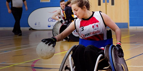 GBWR Ladies exhibition game - Quad Nations 2020 tickets