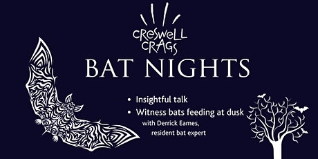 Bat Nights at Creswell Crags tickets