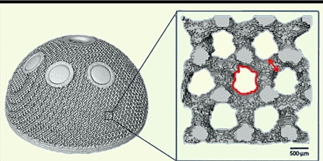 Imaging of 3D Printed Implants ingressos