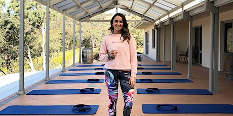 Pilates in the Vineyard tickets