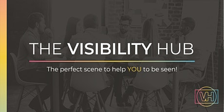 The Visibility Hub: Building and Maintaining a Content Strategy tickets