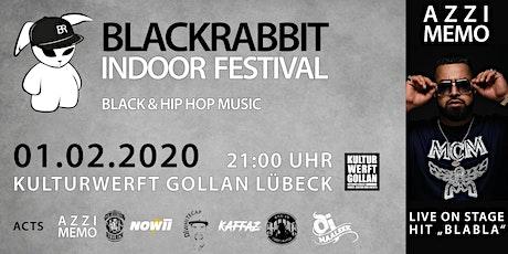 Blackrabbit Indoor Festival 2020   Black & Hip Hop Music tickets