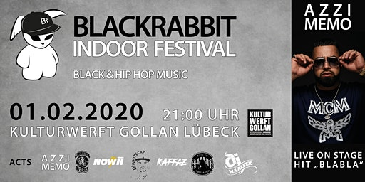 Blackrabbit Indoor Festival 2020 | Black & Hip Hop Music