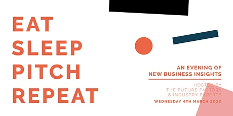 Eat Sleep Pitch Repeat tickets