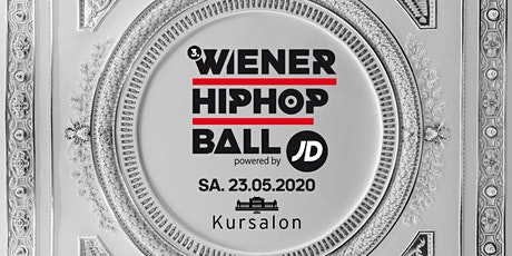 3. Wiener HipHop Ball powered by JD Sports Tickets