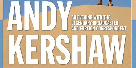 The Adventures of Andy Kershaw tickets
