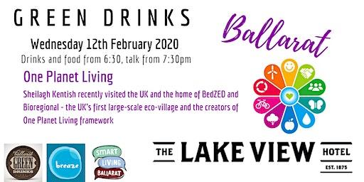 Green Drinks Ballarat - February