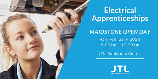 JTL Maidstone Open Day Tuesday 4th February - Electrical Apprenticeships