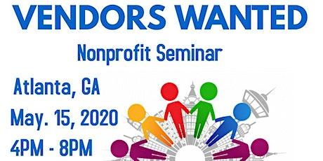 Vendors Wanted - Atlanta, GA tickets