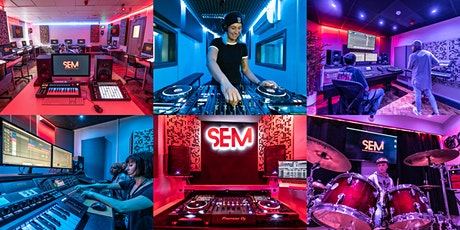 School of Electronic Music Open Evening. Wednesday March 11th 6pm - 9.30pm tickets