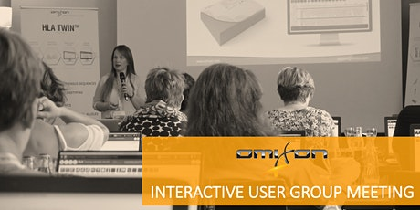 Interactive User Group Meeting at EFI 2020 tickets