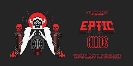 Tuckshop Mackay ft. Eptic + Avance tickets