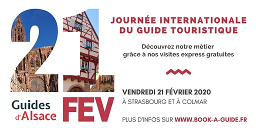 « Speed Guiding » gratuit à Strasbourg