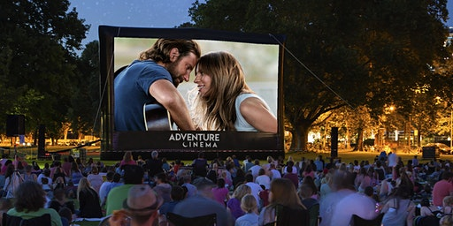 A Star is Born Outdoor Cinema Experience at Uttoxeter Racecourse