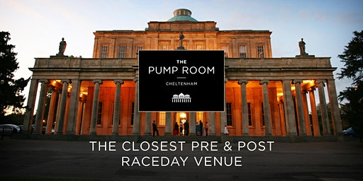 Raceday at The Pump Room