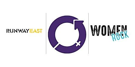 Runway East & Women Rock International Women's Day - Cocktails & Quiz  tickets