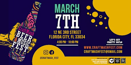 CRAFT MASH FEST 2020 tickets