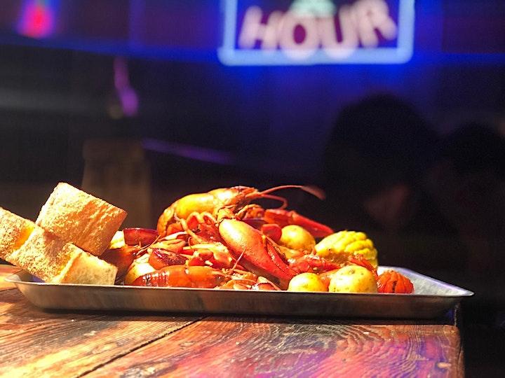 Bayou's Mardi Gras Crawfish Boil image