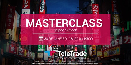 MasterClass - Japão Outlook tickets