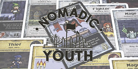 Nomadic Youth's Card Club #1 - BOSS MONSTER tickets