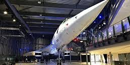 ASE West of England TeachMeet at Aerospace Bristol (concorde)