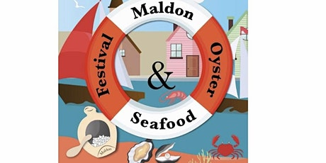 Maldon Oyster and Seafood Festival tickets