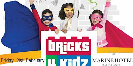 Bricks4Kidz Lego Fun Day at Marine Hotel Ballycastle