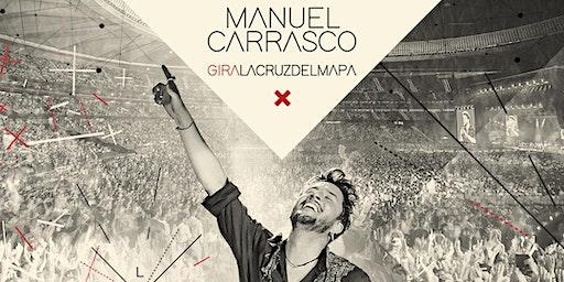 """Manuel Carrasco """"Gira La Cruz del Mapa"""" en Algeciras"""