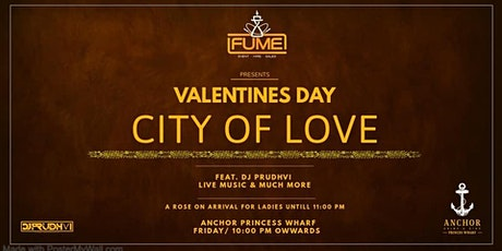 Valentines - City of Love tickets