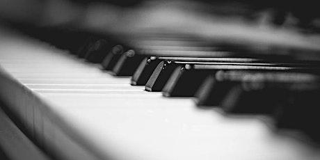 New Year Piano Recital - Sat 1 February tickets
