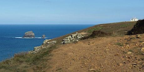 St Agnes coastal walk 2020: Trevellas Coombe tickets