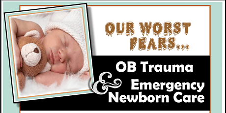 Birth & Babies / Sick Kids Plus: Our Worst Fears... OB Trauma & Emergency Newborn Care - Indianapolis, IN  tickets