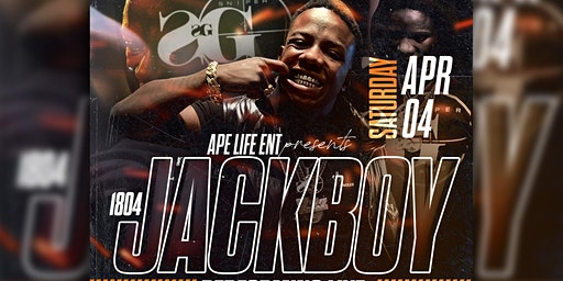 APE LIFE Presents. 1804 JACKBOY