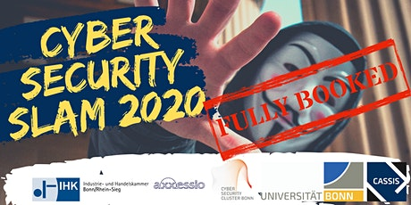 Cyber Security Slam 2020 [Fully Booked] Tickets
