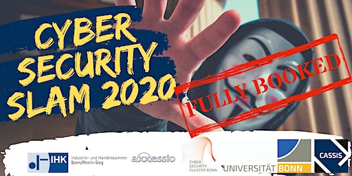 Cyber Security Slam 2020 [Fully Booked]