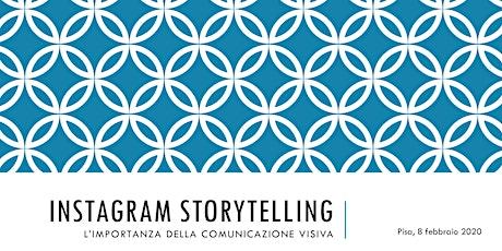 INSTAGRAM STORYTELLING - Workshop gratuito con Nicola Carmignani biglietti