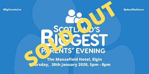 Scotland's Biggest Parents' Evening 2020 in Moray